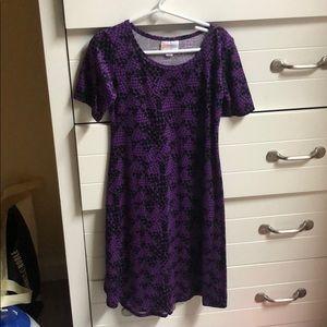 LuLaRoe Girls Dress Size 10